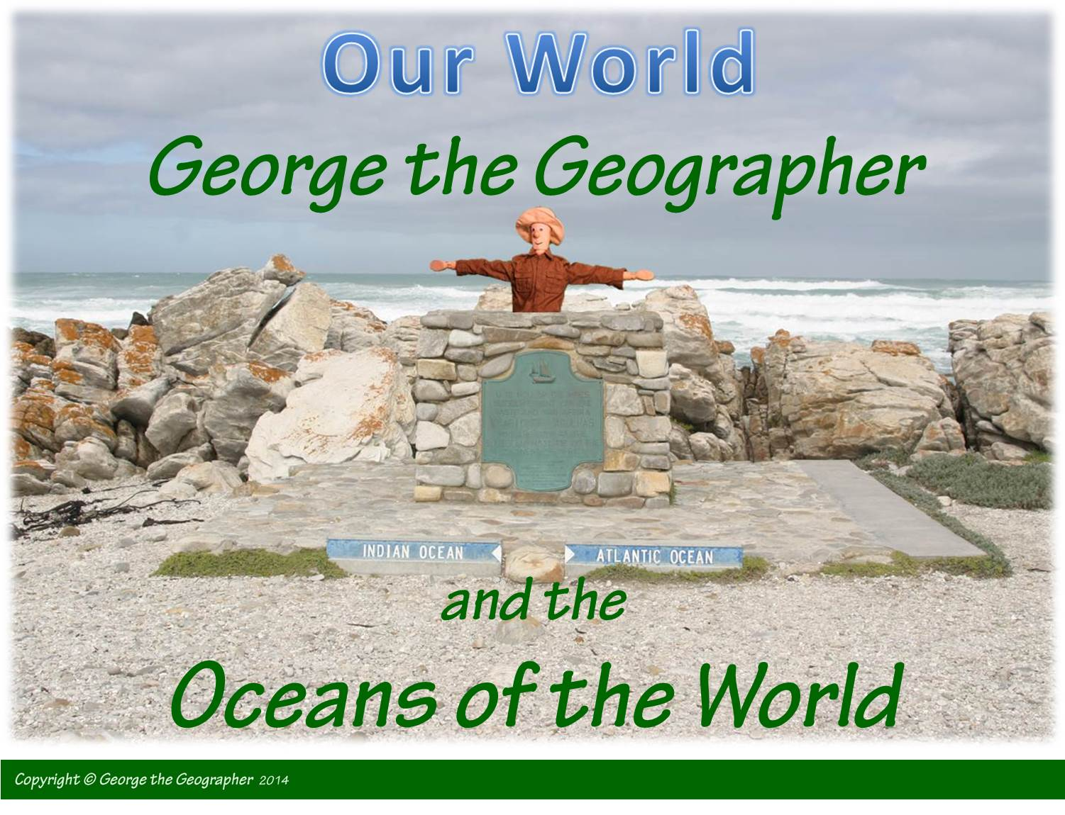 Download the Powerpoint about the Oceans of the world