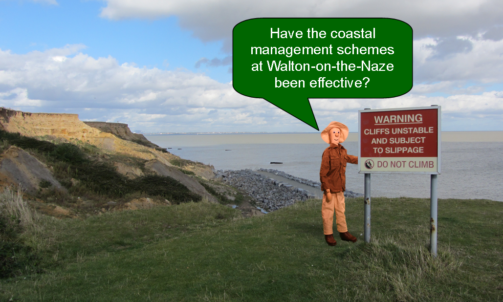 Walton-on-the-Naze virtual fieldwork